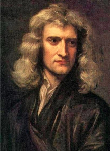 Isaac Newton. Image: Sir Godfrey Kneller, via Wikimedia Commons.
