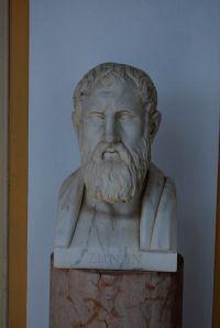 Zeno of Elea. Image: Jean Housen, via Wikimedia Commons.