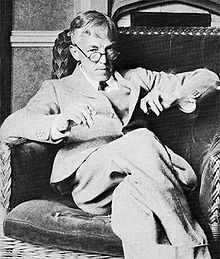G. H. Hardy. Image: public domain, via Wikimedia Commons.